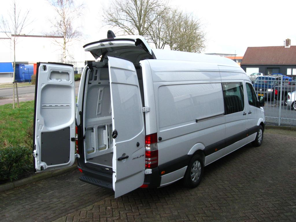 Mercedes Sprinter dakklep