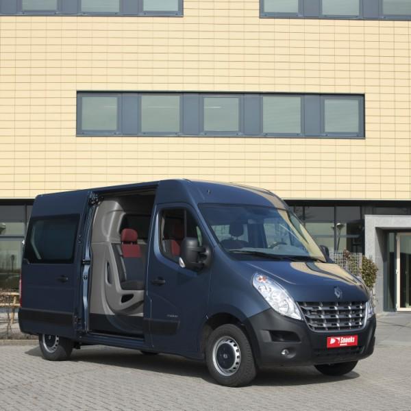 14 Ford Transit Custom L1 270 Swb: Carrosserie Bakker