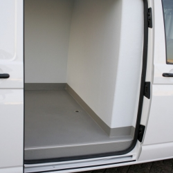 VW T6 Koelinrichting