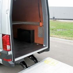VW Crafter Zepro klep
